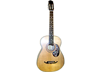 Traditional Greek Guitar